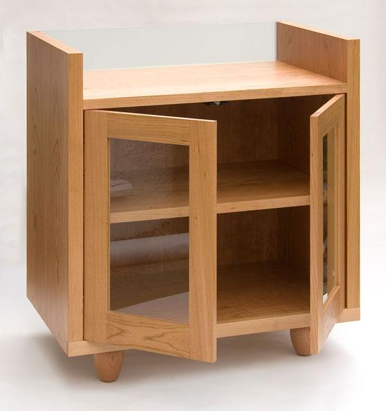 Oak Hi Fi Cabinets With Glass Doors Oak Hi Fi Cabinets